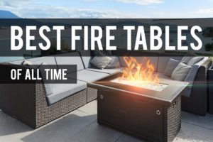 Best Fire Tables Propane