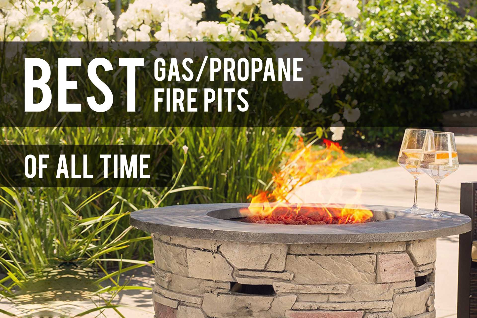 Best Propane Fire Pits 2021 Reviews Gas Propane The Patio Pro