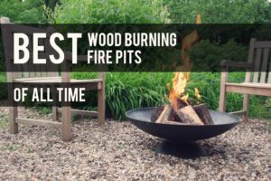 Best Wood Burning Fire Pits 2021 Reviews The Patio Pro